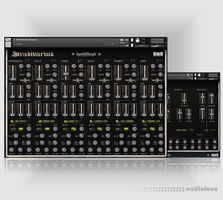 Synth Magic Stradivarius EKO KONTAKT