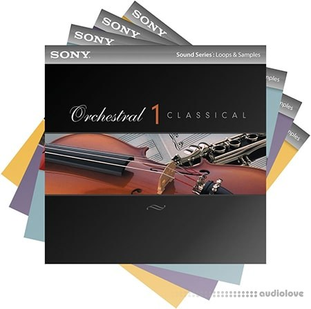 Sony Orchestral Series Bundle ACiD WAV