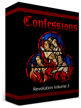 Evolution Of Sound Confessions Revolution Volume 3 WAV Synth Presets DAW Templates