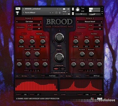 Audio Reward Brood v1.2 KONTAKT