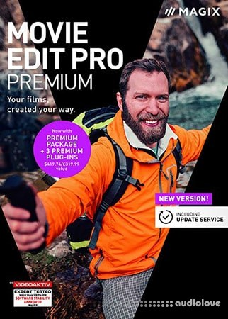 MAGIX Movie Edit Pro 2019 Premium v18.0.1.213 (x64) WiN