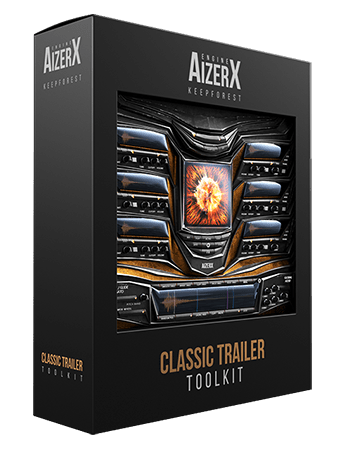 KeepForest AizerX Classic Trailer Toolkit KONTAKT WAV