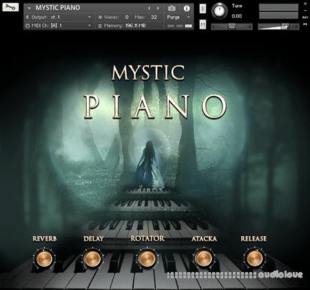 TH Studio Production MYSTIC PIANO KONTAKT