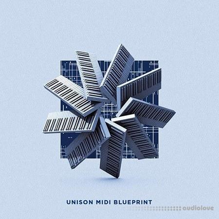 Unison MIDI Blueprint MiDi