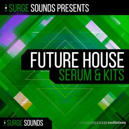 Surge Sounds Future House WAV MiDi Synth Presets