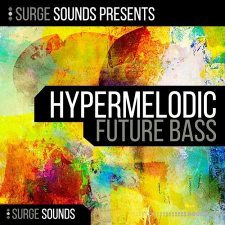 Surge Sounds Hypermelodic Future Bass WAV MiDi Synth Presets