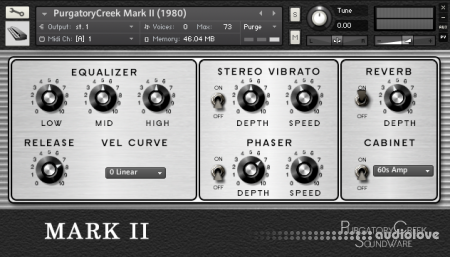 PurgatoryCreek Soundware Mark II (1980) KONTAKT