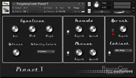PurgatoryCreek Soundware Pianet T KONTAKT