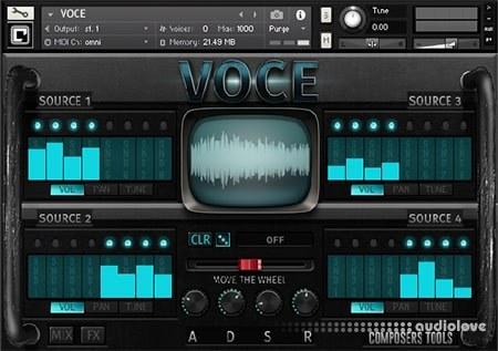 Composers Tools Voce KONTAKT