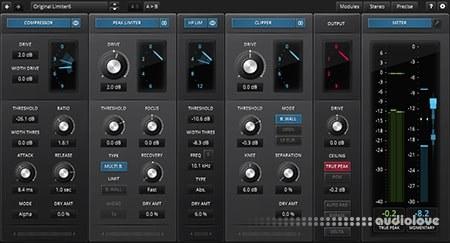 Tokyo Dawn Records TDR Limiter 6 GE v.1.1.0 MacOSX