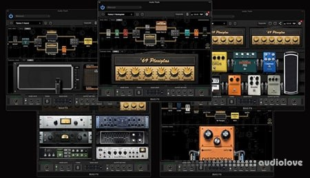 Positive Grid BIAS FX Desktop v1.6.6.3633 CE WiN