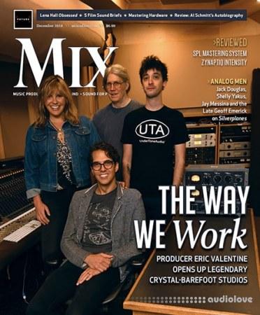 Mix Magazine - December 2018