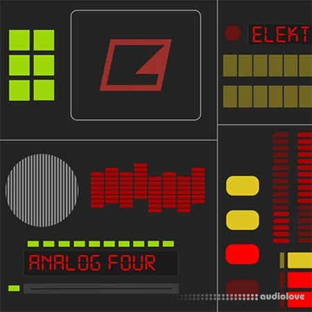 Elektron Elektronos Vol.1 Sound Pack for Analog Four MKII SYX Synth Presets
