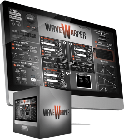 SoundMorph Wave Warper v1.5.0 WiN MacOSX