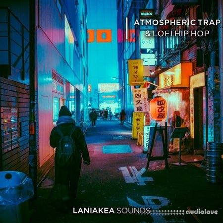 Laniakea Sounds Atmospheric Trap and Lofi Hip Hop WAV MiDi Synth Presets