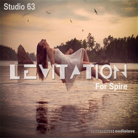 Studio 63 Levitation WAV MiDi Synth Presets