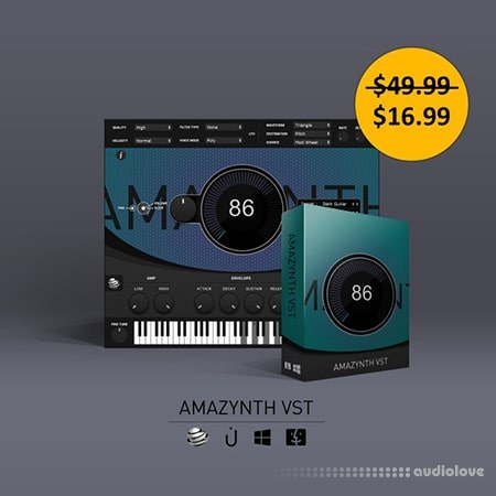 Thanatan Amazynth VST x64 RETAiL WiN