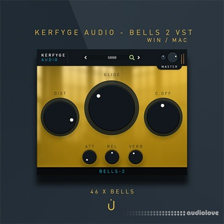 Kerfyge Audio Trap Bells 2 VST RETAiL WiN