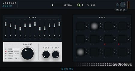 Kerfyge Audio Trap Drums 2 VST RETAiL WiN