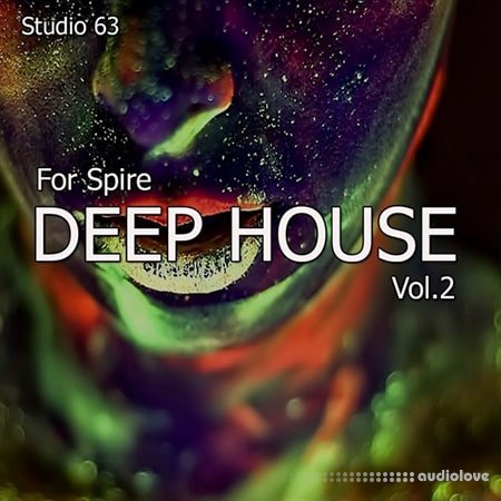 Studio 63 Deep House Vol.2 WAV MiDi Synth Presets