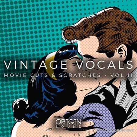Origin Sound Vintage Vocals Movie Cuts And Scratches Volume 2 WAV