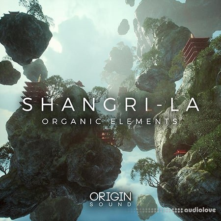 Origin Sound Shangri-La Organic Elements WAV MiDi