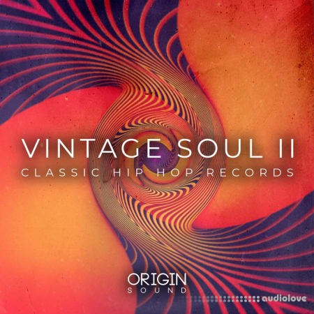 Origin Sound Vintage Soul II Classic Hip Hop Records WAV MiDi