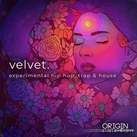 Origin Sound Velvet Experimental Hip Hop Trap And House WAV MiDi