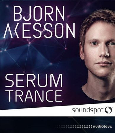 SoundSpot Bjorn Akesson Serum Trance Vol.2 MiDi Synth Presets