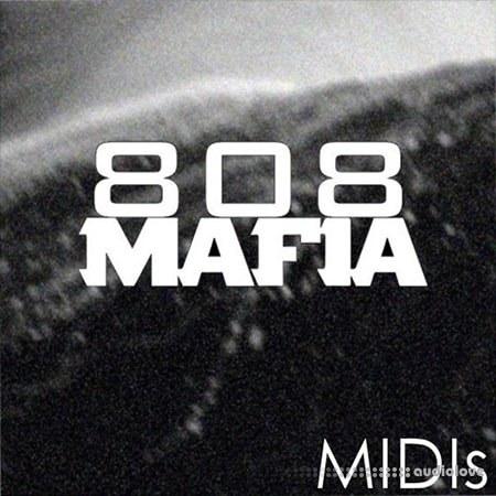 PVLACE 808 Mafia MIDIs Vol.1 MiDi