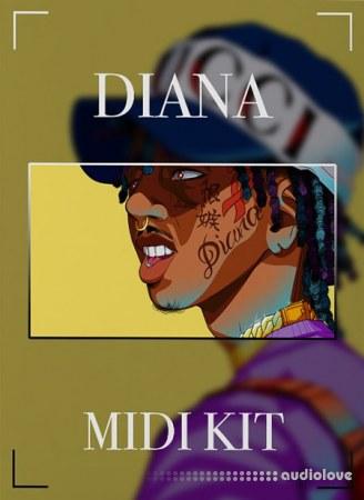 StudioPlug Diana (Midi Kit) MiDi