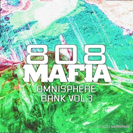 PVLACE 808 Mafia Omnisphere Bank Vol.3