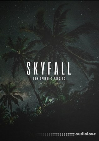 The Kit Plug Skyfall (Omnisphere 2 Presets) Synth Presets
