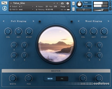 Sound Aesthetics Sampling Talua v1.0 KONTAKT