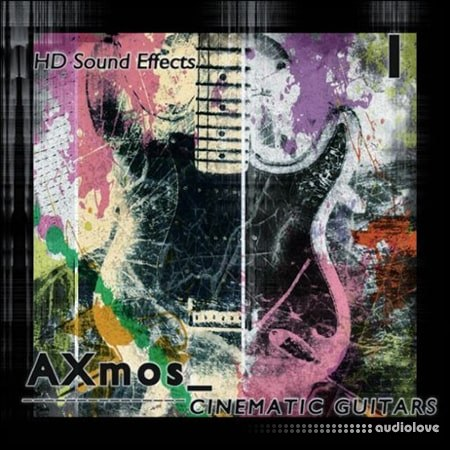 MatiasMacSD AXmos Cinematic Guitars WAV