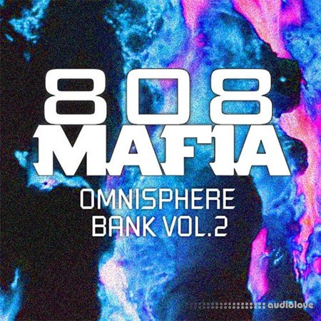 PVLACE 808 Mafia Omnisphere Bank Vol.2 Synth Presets