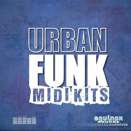 Equinox Sounds Urban Funk MIDI Kits MiDi