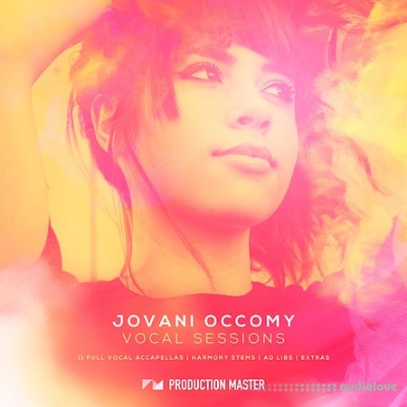 Production Master Jovani Occomy Vocal Sessions WAV