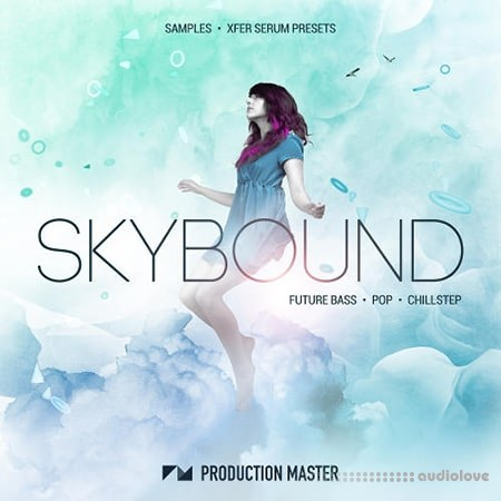 Production Master Skybound WAV Synth Presets