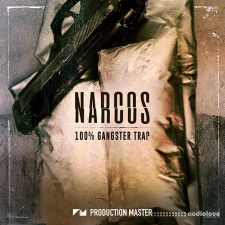 Production Master Narcos 100% Gangster Trap WAV