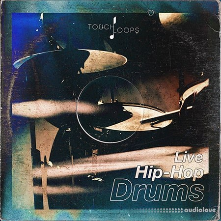 Touch Loops Live Hip Hop Drums WAV