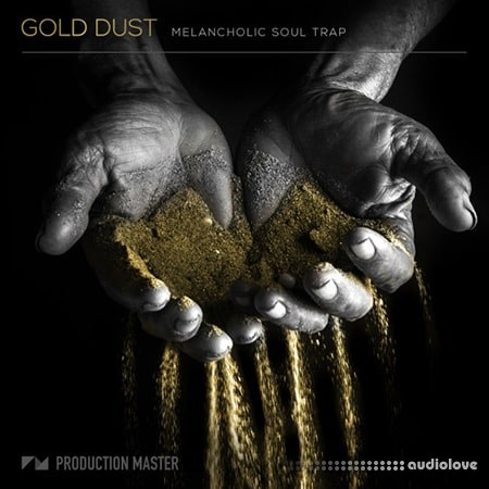 Production Master Gold Dust Melancholic Soul Trap WAV