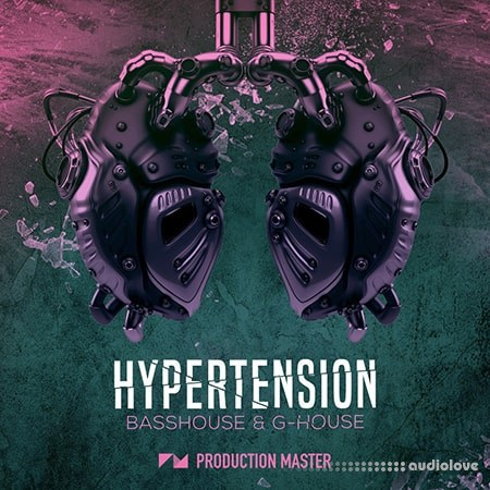 Production Master Hypertension Bass House And G-House WAV