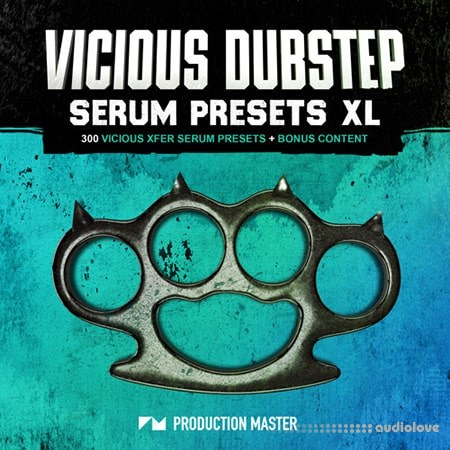 Production Master Vicious Dubstep XL MiDi Synth Presets