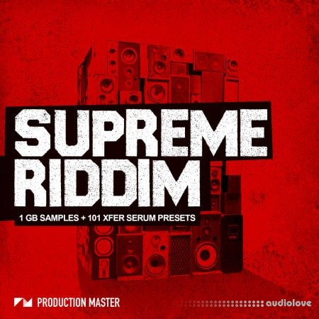 Production Master Supreme Riddim WAV MiDi Synth Presets