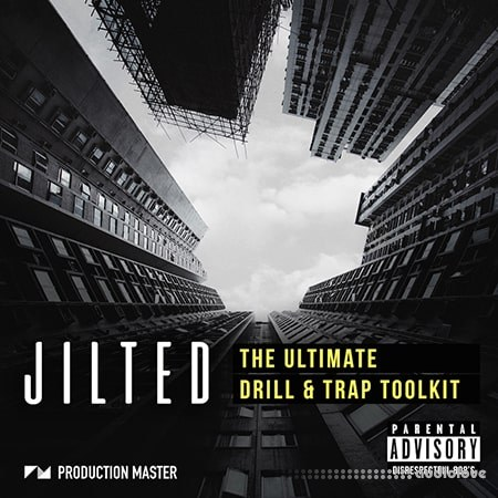Production Master Jilted Ultimate Trap Toolkit WAV