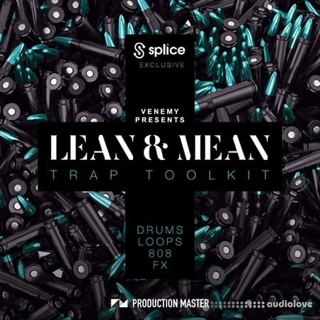 Production Master Lean And Mean Trap Toolkit WAV