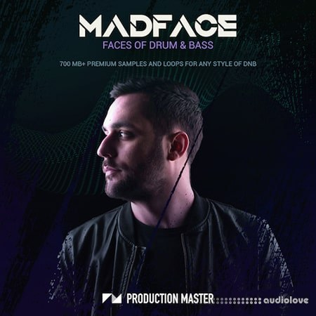 Production Master Madface Faces Of Drum And Bass WAV