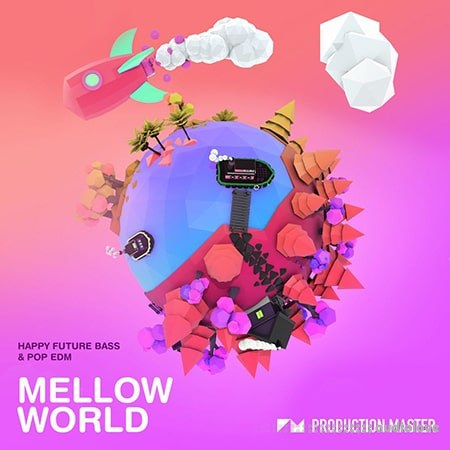Production Master Mellow World WAV Synth Presets