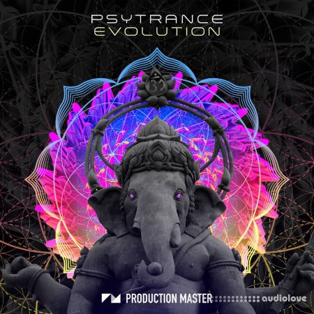 Production Master Psytrance Evolution WAV